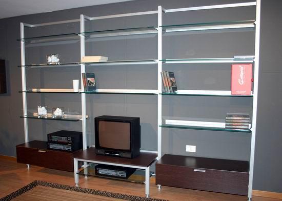 libreria porta TV Gallery Calligaris Offerta - Carminati e ...