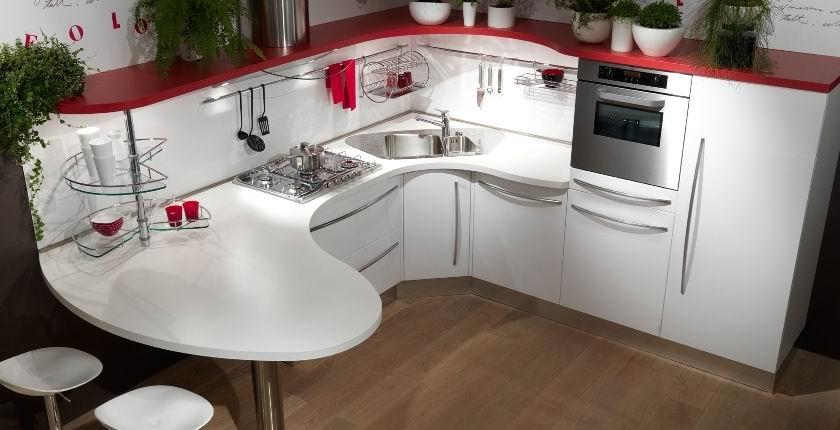 Salone del mobile bergamo stand cucine snaidero mod for Artigiani piani casa fresca
