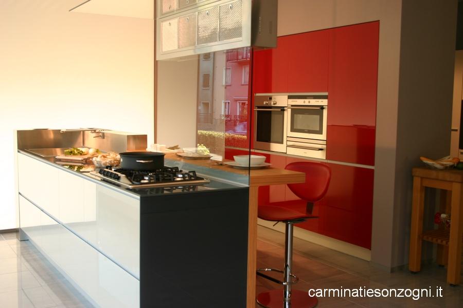 Valcucine in offerta: cucina Artematica Vitrum - CARMINATI e ...