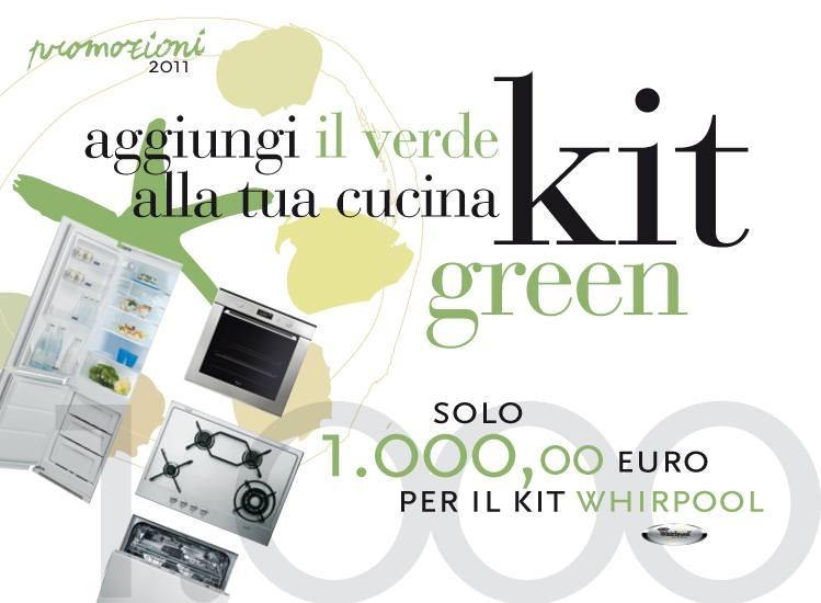 Promozione cucine kit whirpool a 1000 uro carminati e sonzognicarminati e sonzogni - Cucina 1000 euro ...