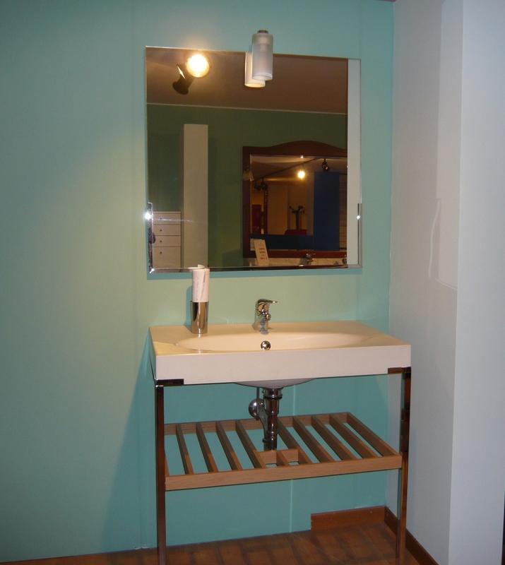 Mobile h2o per bagno in offerta carminati e for Mobili bagno in offerta