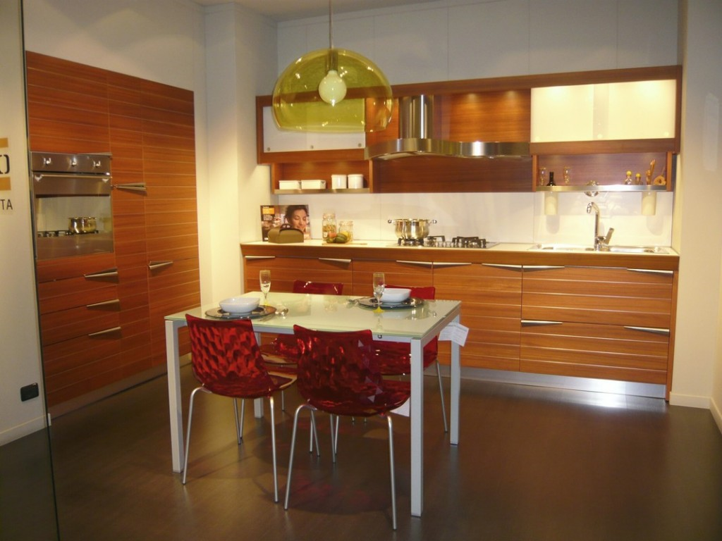 outlet cucine: una cucina Snaidero in offerta a prezzo d\'occasione ...
