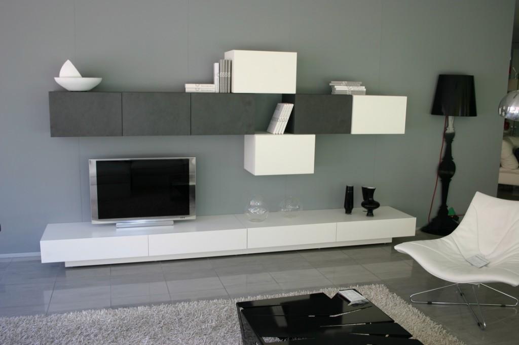 offerta mobile da soggiorno Modulart Presotto - Carminati e ...