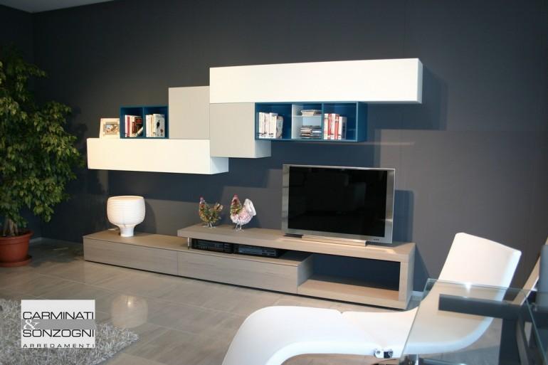promozione arredamenti, soggorno Lampo La Casa Moderna