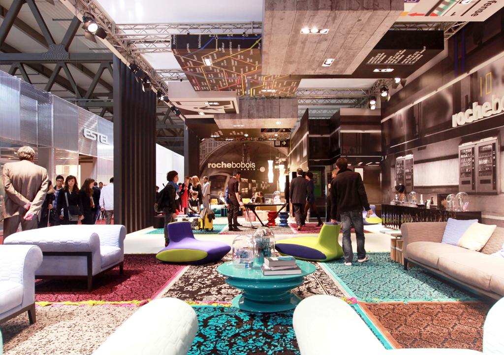 Salone del mobile 2015 il design e arredamentocarminati e for Outlet del mobile milano
