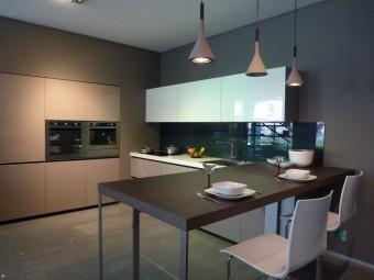 outlet cucine, cucina in offerta outlet a prezzo occasione mod Digma DeMode del gruppo Valcucicne