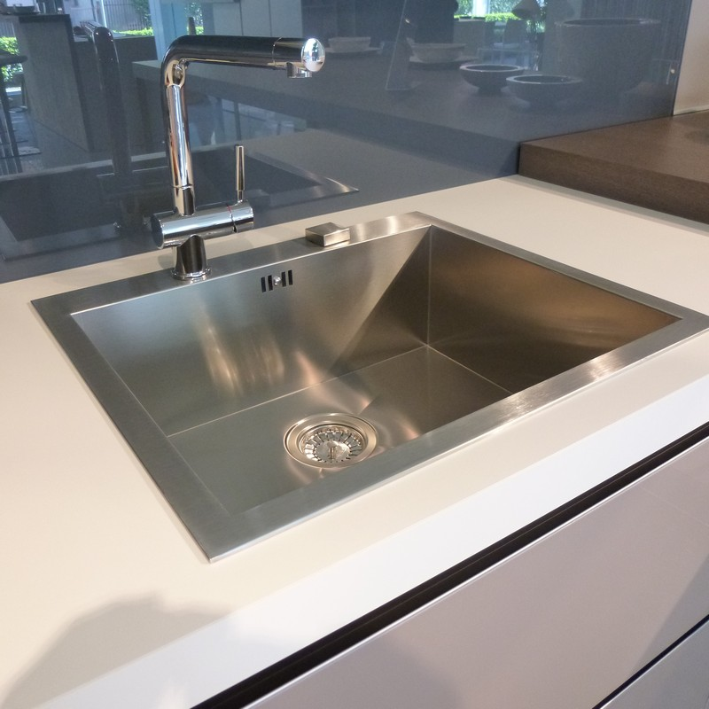 Lavello Cucina Vasca Grande