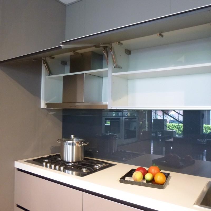 outlet cucine: cucina Demode (Valcucine) in offerta speciale ...