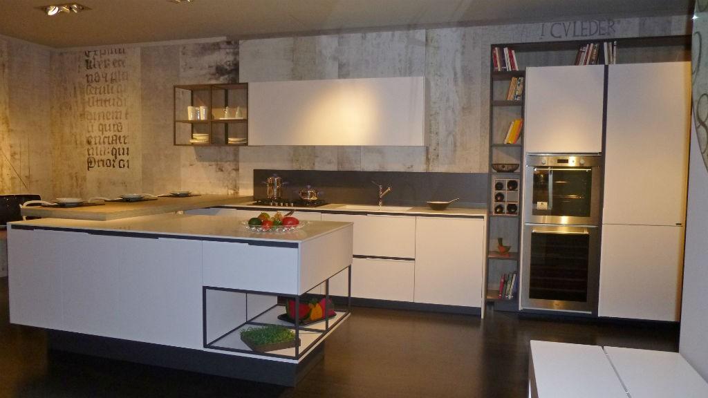 Cucina Orange Evolution a Bergamo, il nuovo modello ...