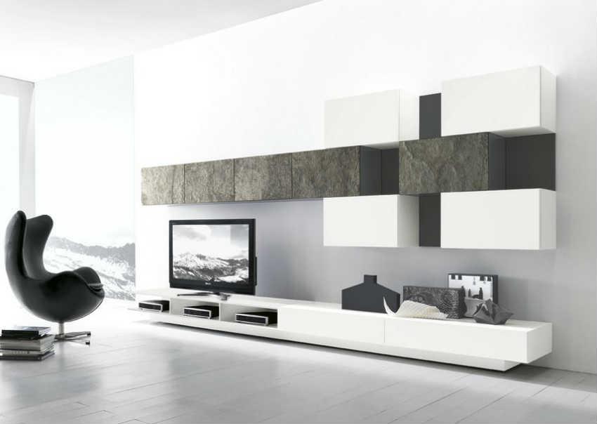 Colori in soggiorno e soggiorno a colori carminati e for Colori mobili moderni