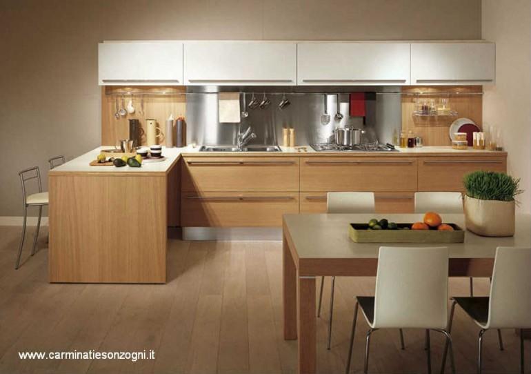 Un altro modo di arredare la cucina e cucinare