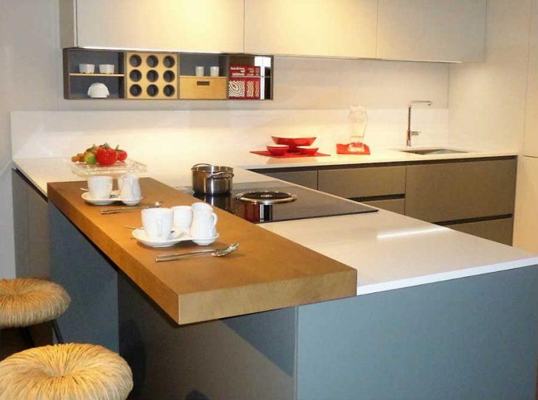 Cucine Moderne in esposizione a Bergamo