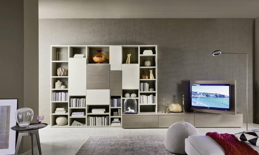 Soggiorni moderni a bergamo archives carminati e for Colori pareti soggiorni moderni