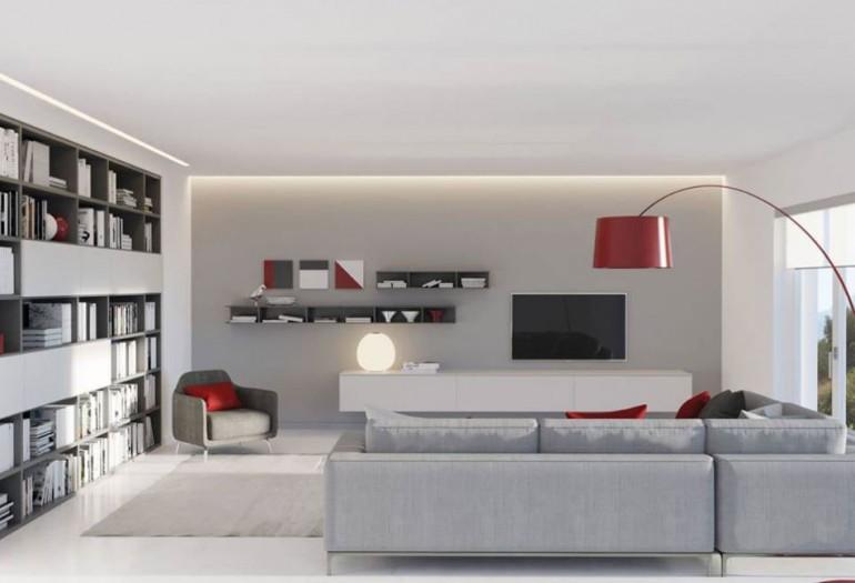 salotti moderni piccoli design casa creativa e mobili