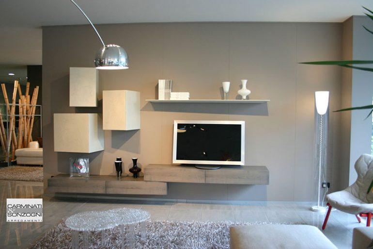 mobili e arredamento outlet a bergamo: design di casa al minor ... - Arredamento Soggiorno Sospeso 2