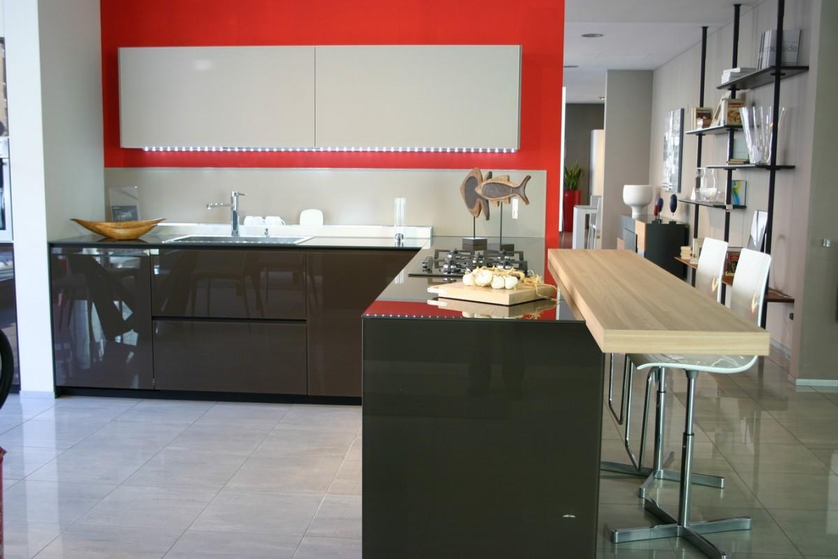 Outlet Valcucine, una cucina in offerta a prezzo d\'occasione ...