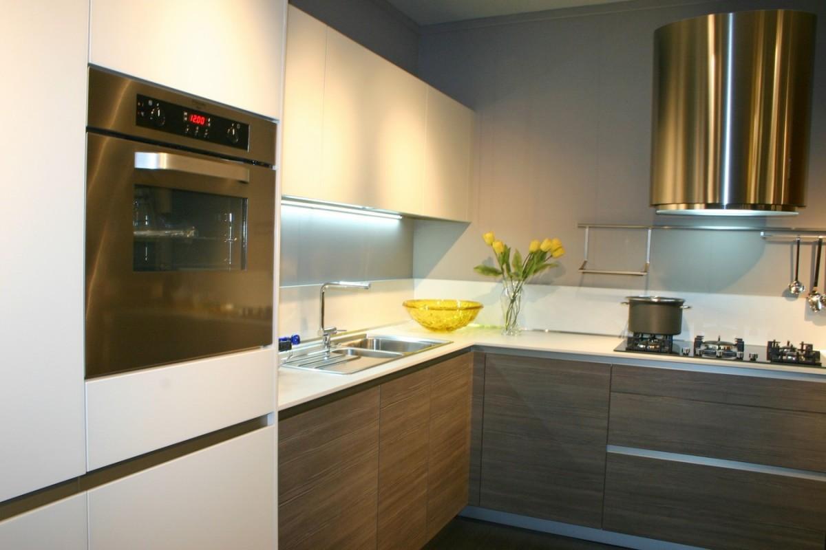 outlet cucine Snaidero: cucina in offerta a prezzo occasione