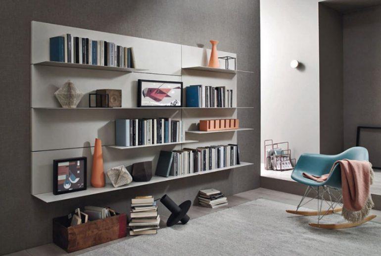 La tua casa da leggere: come scegliere il mobile libreria a Bergamo