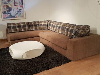 outlet divano Bijoux Ditre Italia in offerta nella ns. esposizione di Zogno Bergamo