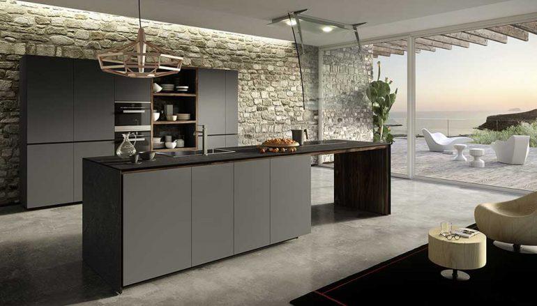 Scegli la tua nuova cucina Valcucine a Bergamo