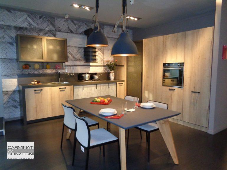 Salone-del-mobile-di-Bergamo-cucine-Snaidero-modello-Loft-visibile-nella-nostra-esposizione.