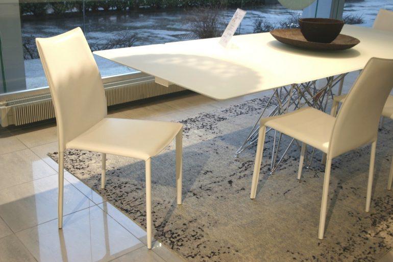 tavolo Octa Bonaldo scontato da esposizione