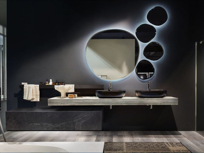 Specchi Bagno Bergamo | Carminati e Sonzogni - Arredo Bagno moderno