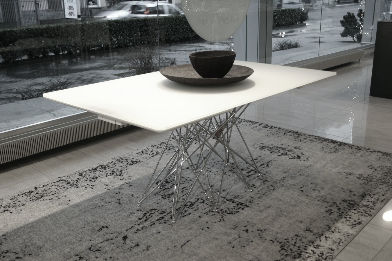 Outlet tavoli e outlet sedie a bergamo carminati e sonzogni