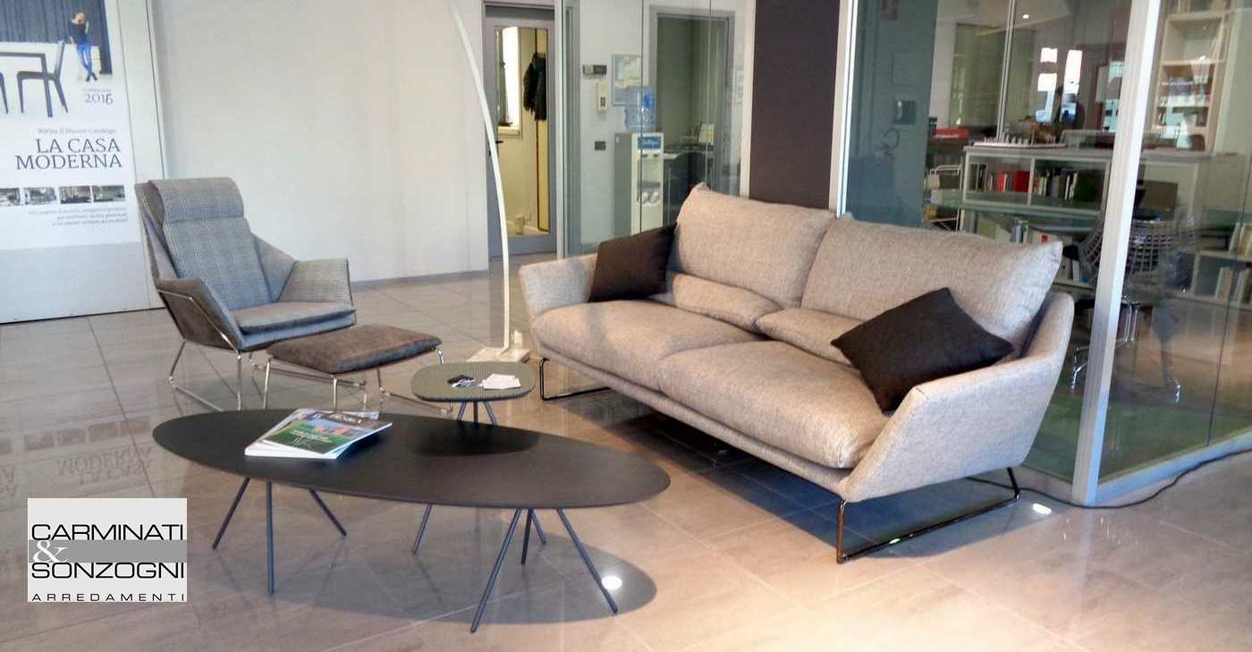 divano New York con schienali alti