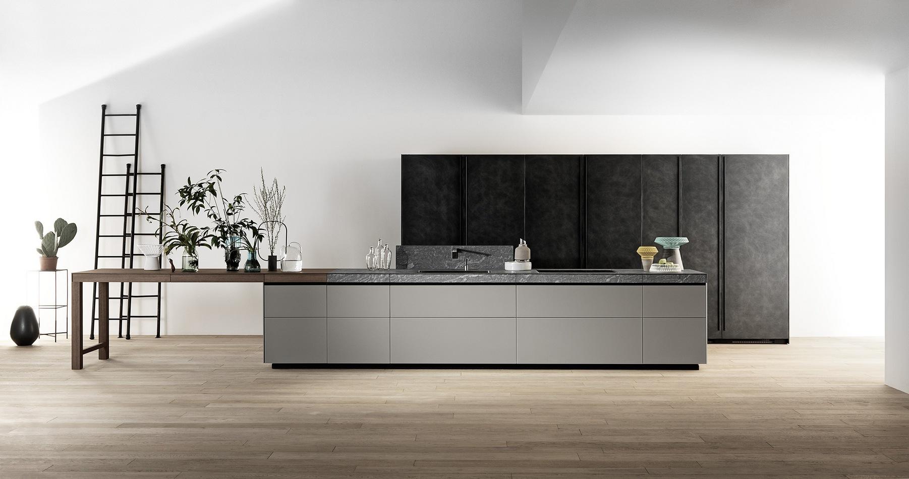 Scegli la tua nuova cucina Valcucine a Bergamo | Carminati e ...