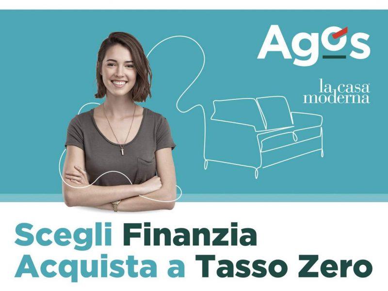 acquisto mobili e arredamenti con finanziamenti a tasso zero Agos
