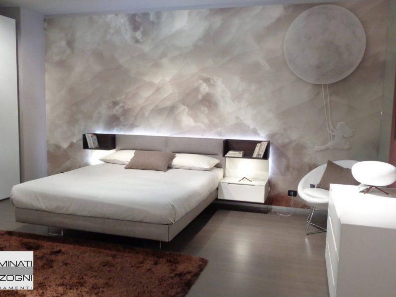Camere da letto arredi moderni per la camera da letto for Camera da letto luci