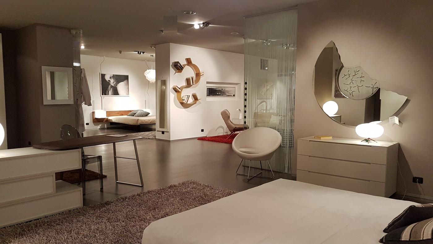 camere da letto moderne Bergamo esposizione e vendita