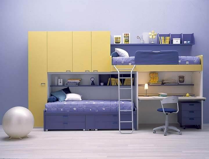 Camere da letto Bergamo: Camerette, letti, armadi, armadi ...