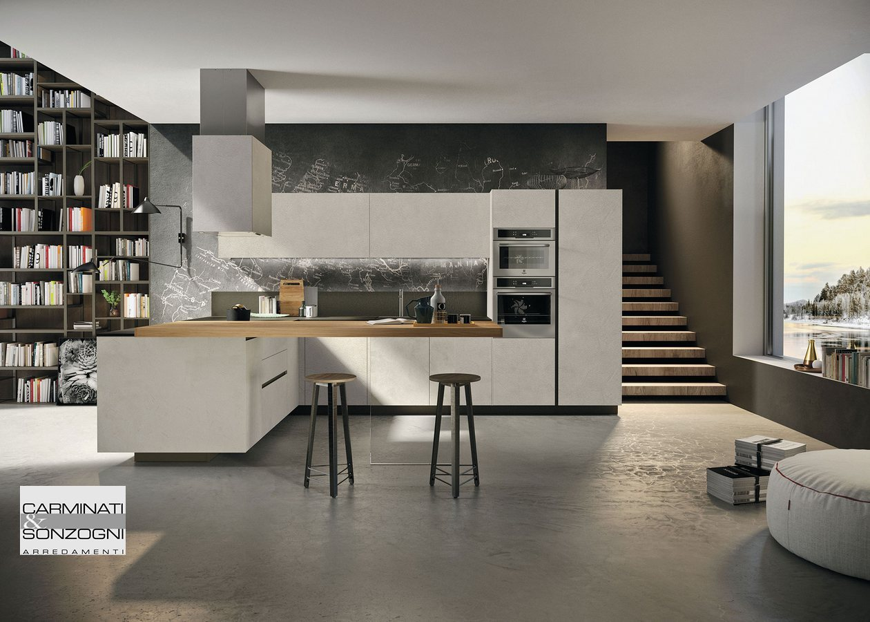 Outlet Snaidero. Undefined. Cucine Outlet Modello Florence A Como ...