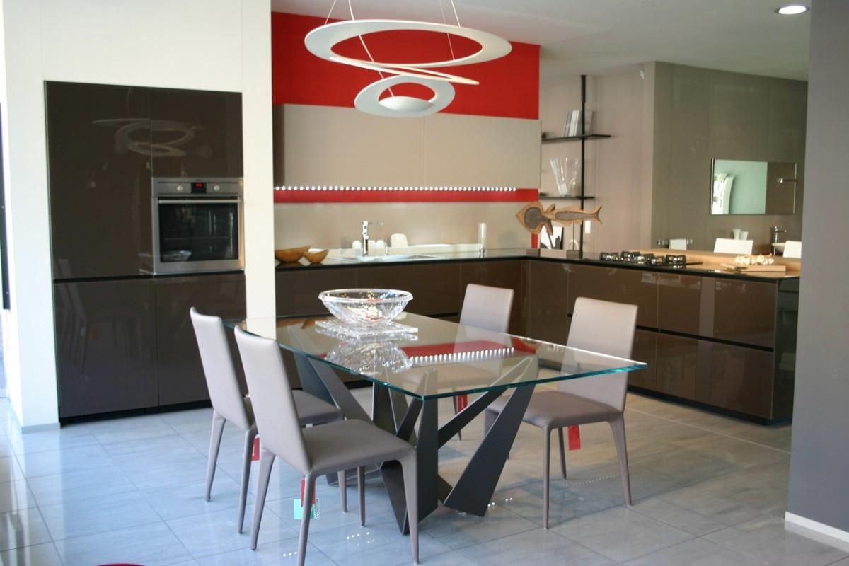 Outlet cucine bergamo cucine moderne scontate carminati e sonzogni - Cucine di esposizione outlet ...