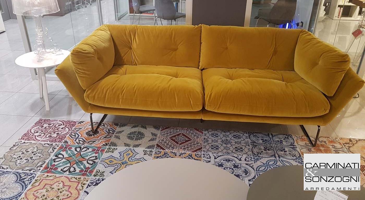 divano New York Suite Saba in vendita nel nostro showroom di Zogno Bergamo