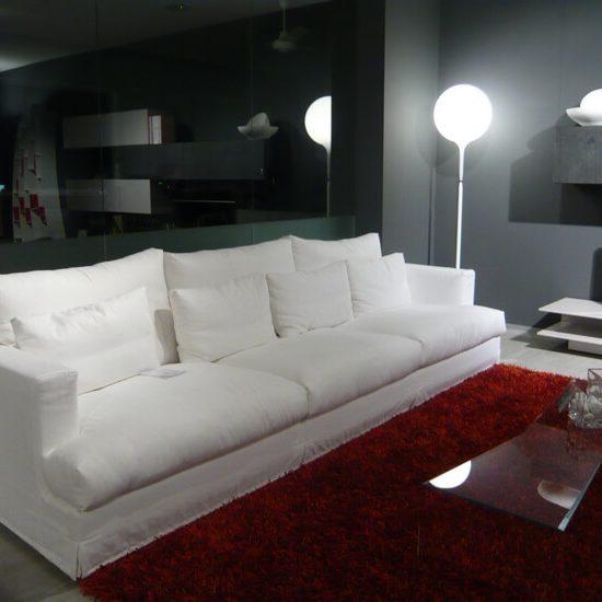 divano Karma Saba sfoderabile cm. 240