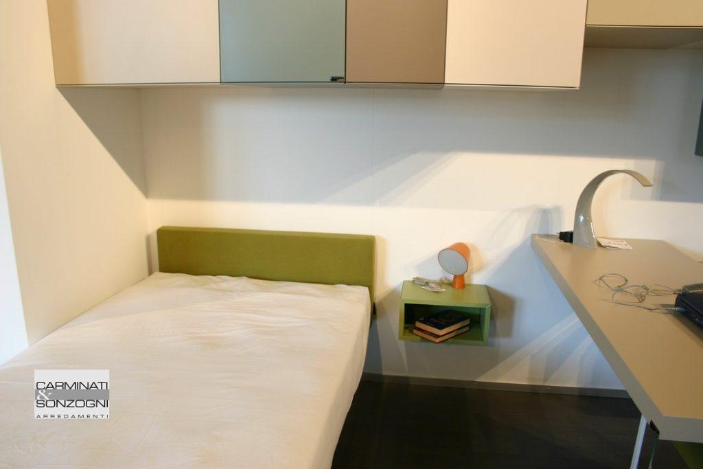 letto Air Lago cameretta in offerta Bergamo in vendita da Carminati e Sonzogni Zogno