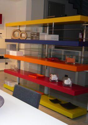 libreria Air Lago mobili