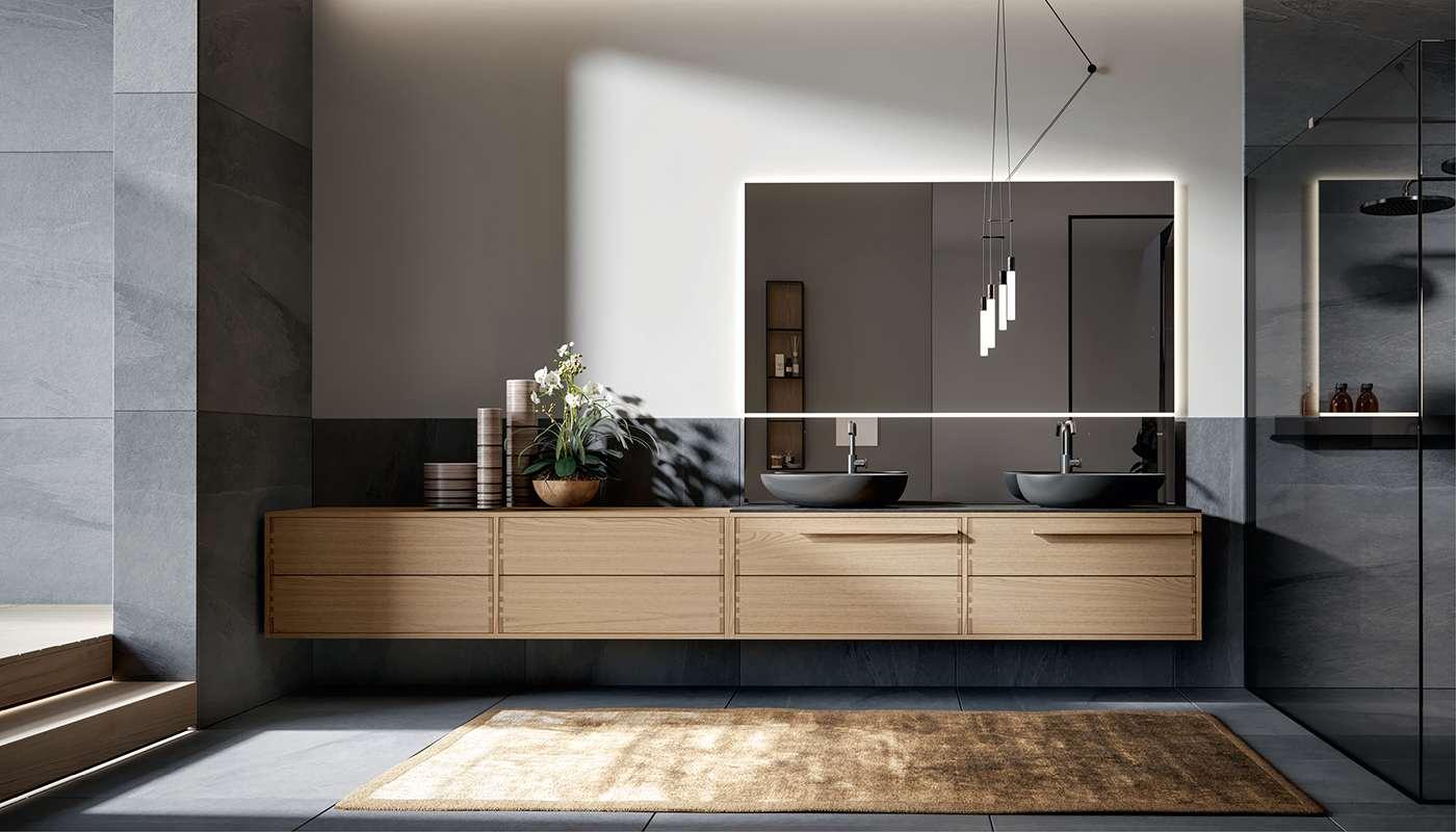 mobile arredo bagno Bergamo