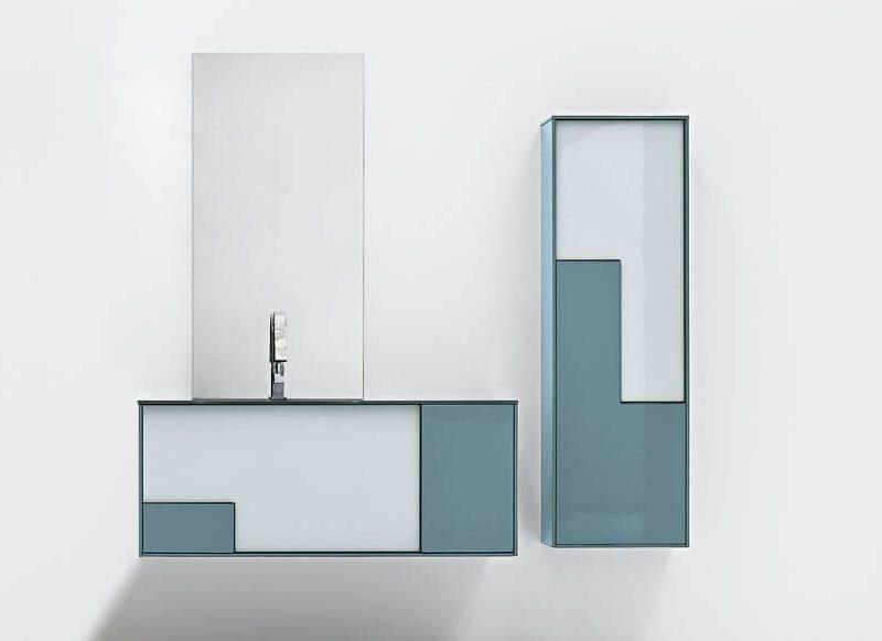mobile da bagno Regolo Edone design