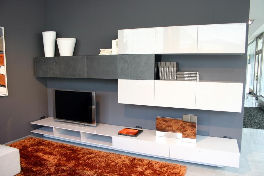 mobile Modulart da soggiorno in offerta -venduto | Carminati ...