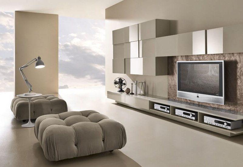 mobile-soggiorno-modulart-laccato-lucido-base-cassetti-rialzata-vani-porta-stereo-pensili-schienale-passacavi-dietro-tv-pietra
