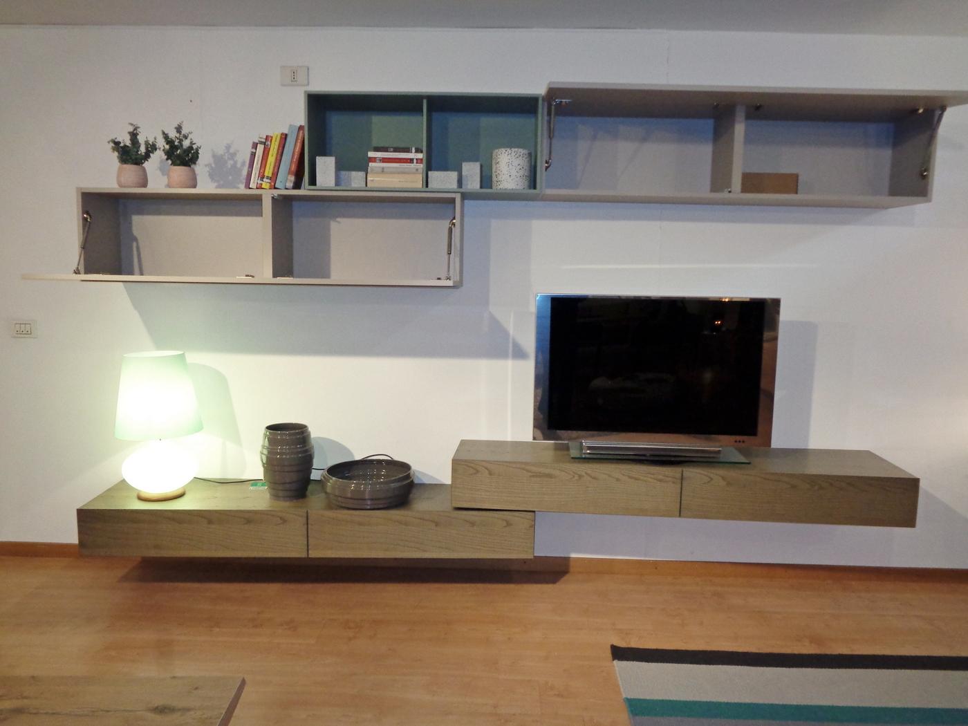 mobili da soggiorno Presotto in offerta a prezzo d'occasione Bergamo