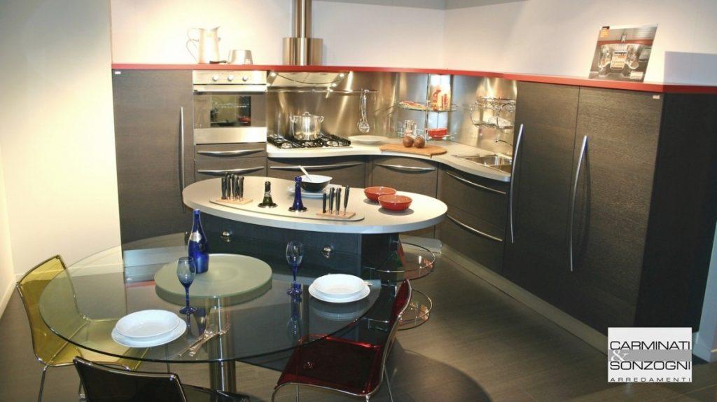Outlet Cucine Bergamo - Cucine Moderne scontate - Carminati e Sonzogni