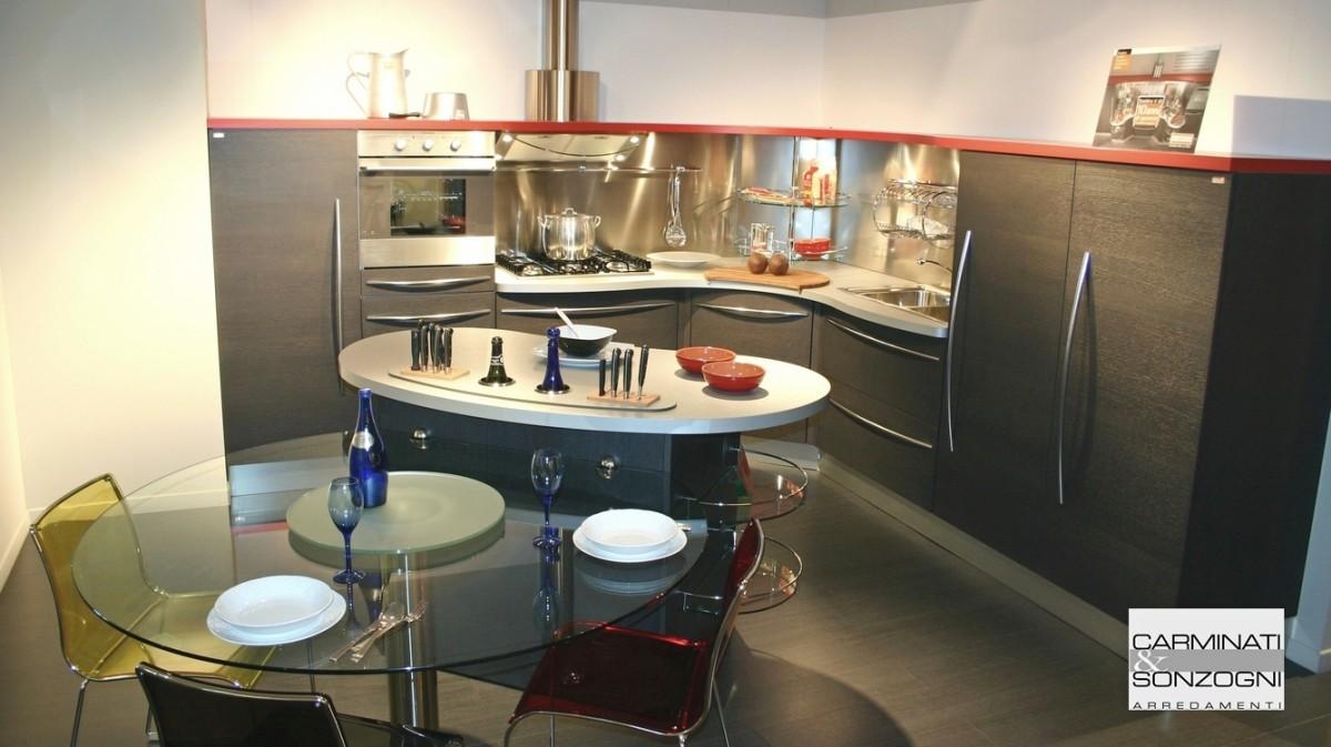 outlet cucine - cucina Snaidero in offerta, mod. Skyline -venduta ...