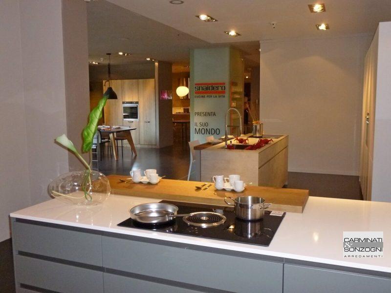 Cucine la casa moderna bergamo carminati e sonzogni for Economici piani casa moderna