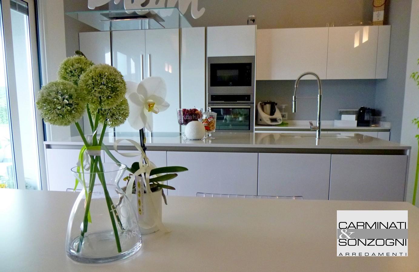 realizzazione di una cucina Way Snaidero a Bergamo