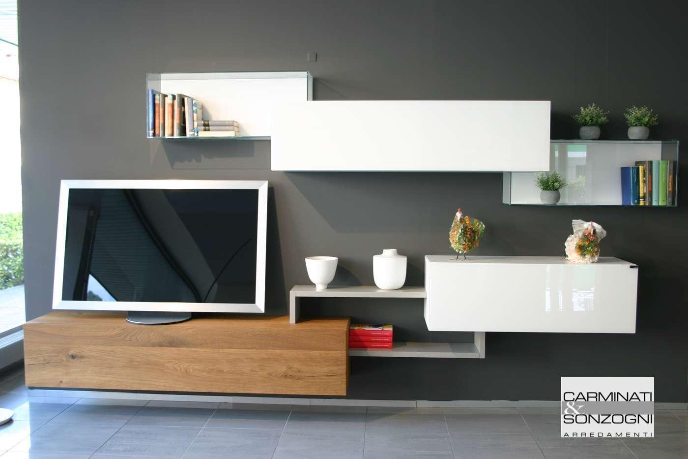 soggiorni moderni, mobile da soggiorno Lago